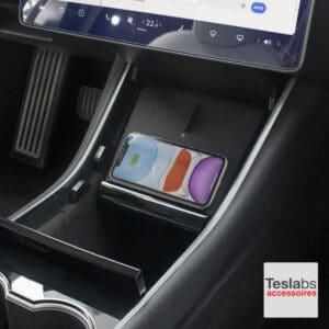 Model 3 - Draadloze telefoon oplader geïnstalleerd