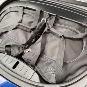 Frunk tassen Model 3