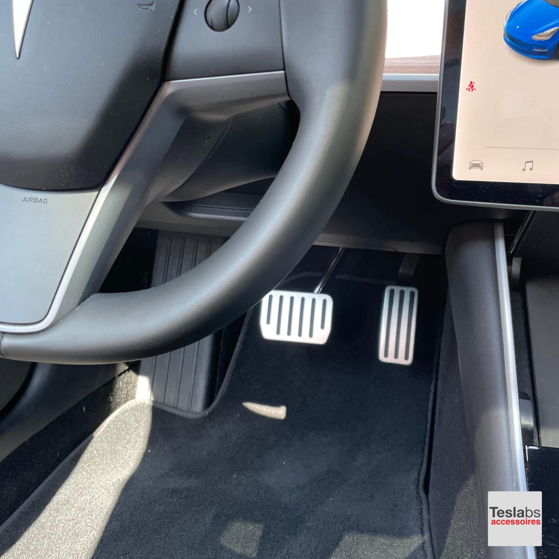 Model 3 - Performance pedalen aanblik