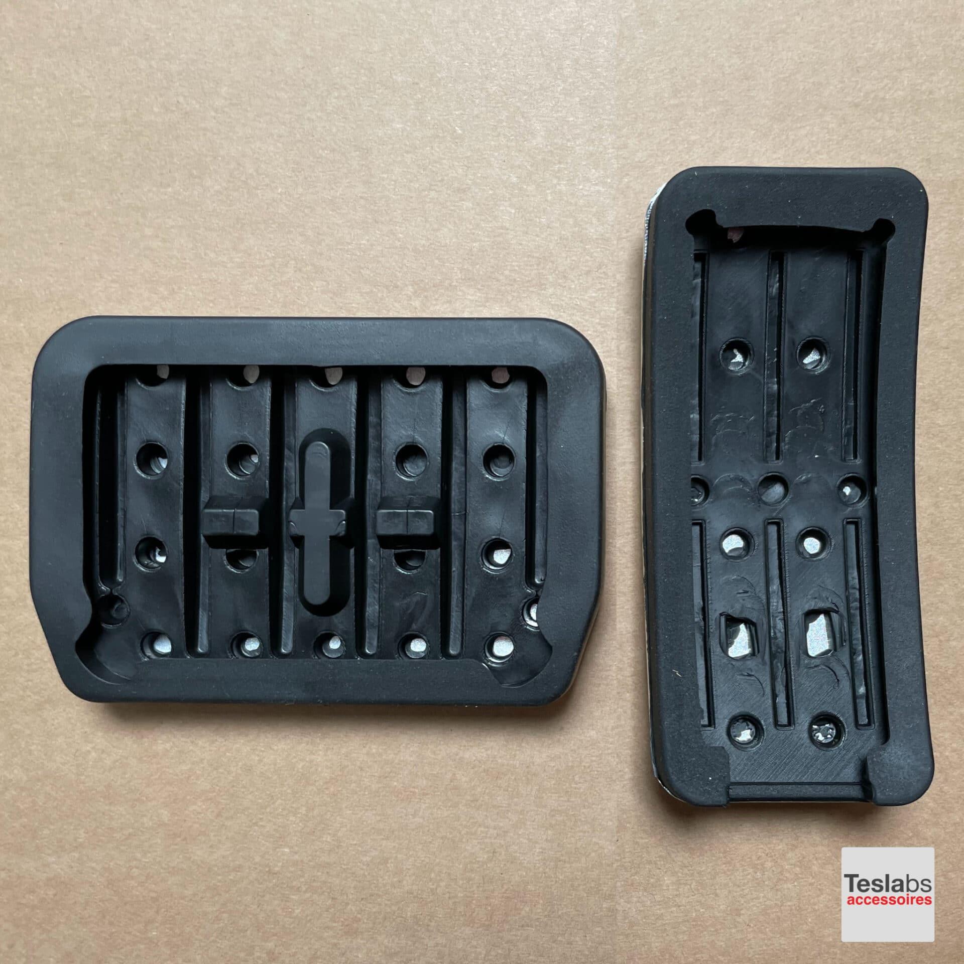 Model 3 - Performance pedalen achterkant