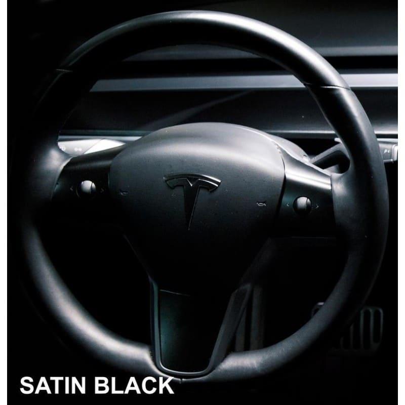 Stuur wrap satin black