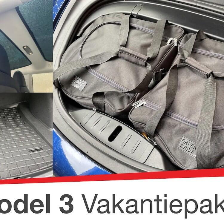 Model 3 Vakantiepakket